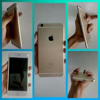 Iphone 6 plus 64gb second mulus original