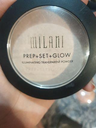 Millani set and glow powdee