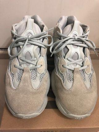Adidas Yeezy boost 500 Salt