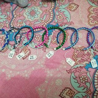 Handmade手織手繩
