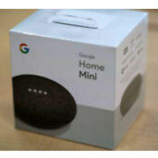 Google Home Mini (Black)