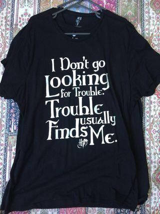 Harry Potter quote shirt