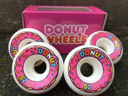 Wheels Donut
