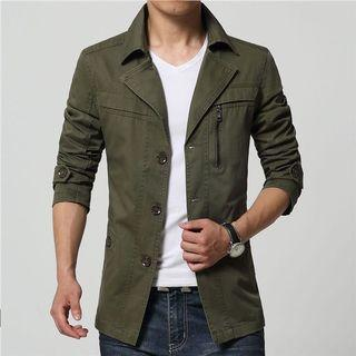 [PRELOVED] Army Green Men's Jacket