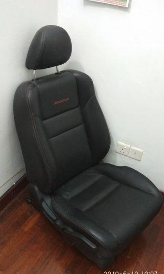 Leather Seat Accord