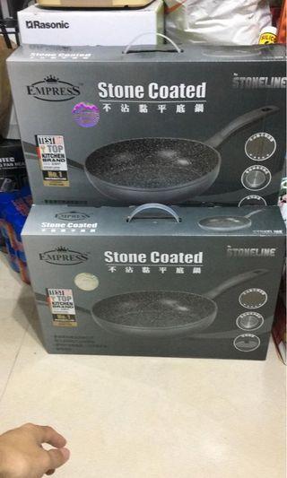 Empress stone coated 不沾黏平底鍋 母親節