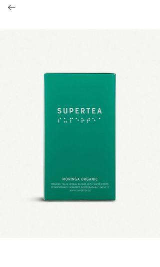 Supertea Moringa organic tea box of 20 SWEDEN