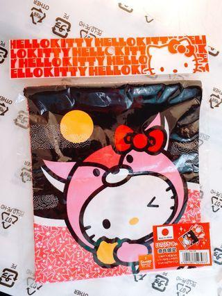 [全新] 奈良限定♡Hello Kitty 索袋♡made in JAPAN