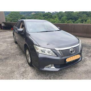 2012 Toyota Camry 2.0 (A) RM23K