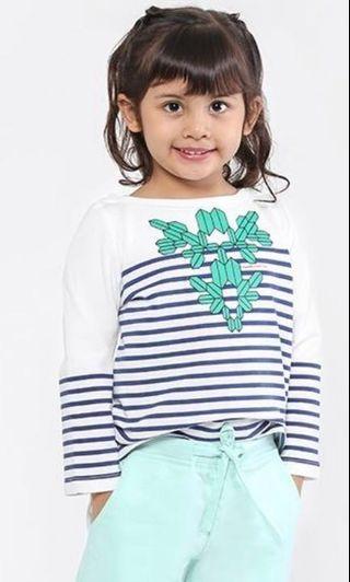 Kids Mimpikita x Petit Moi Clover Sweater