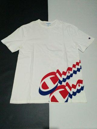 Champion Life Wrap Around Logo Tee