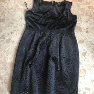 🚚 Black Dinner Dress