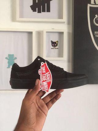 Vans OS Full black size 36 BNIB #BAPAU