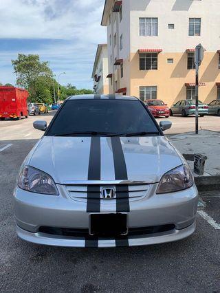 Honda Civic ESI 1.7