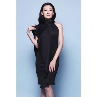 Classic Elegant Formal Dress Black