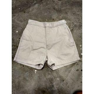 White GESS Shorts