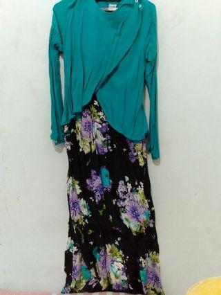 Gamis clover clothing