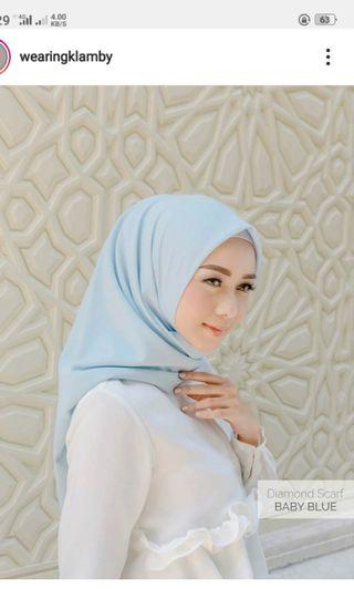 Jilbab by wearing klamby