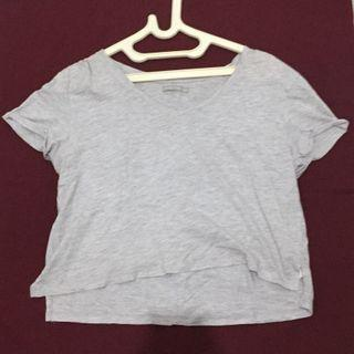 BERSHKA CROP TOP TSHIRT