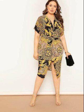 baa0ed9ed16 New plus size bodycon dress