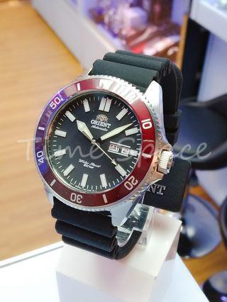 ORIENT MAKO lll SPORTS AUTOMATIC RA-AA0011B19B (機械自動錶)