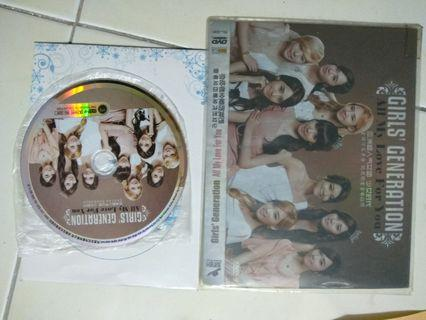 Snsd unofficial CD