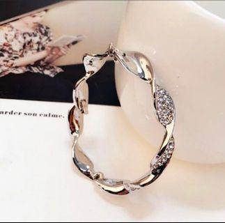 Diamante Wave Bracelet