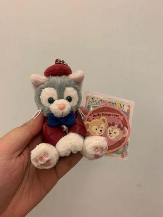🚚 東京迪士尼帶回 畫家貓 情人節版