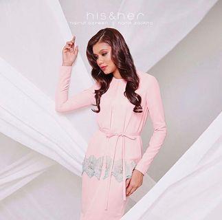 His & Her Hanis Zalikha dress #GayaRaya