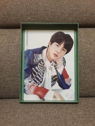 [WTS] BTS 5th Term Kit Clear Photo (SEOKJIN)