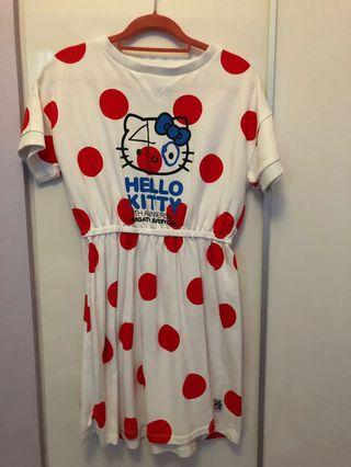 Limited Edition Hello Kitty 40th Anniversary Dress
