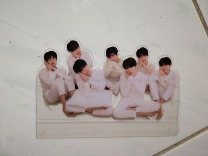 Official Tear Standee