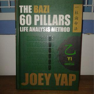BAZI  - The 60 Pillars Life Analysis method  :  YI WOOD
