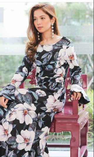 🚚 Alia Anggun Floral Dress