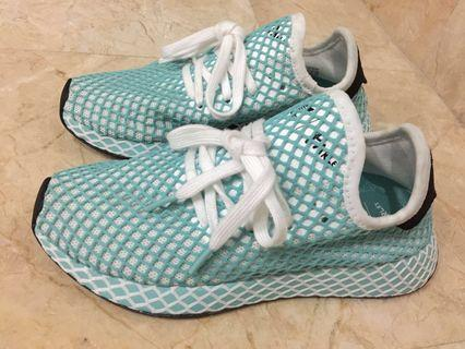 LAST DEAL !! Adidas Deerupt Runner Parley For Ocean White CQ2908