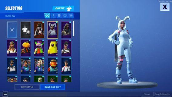 Fortnite season 6 account