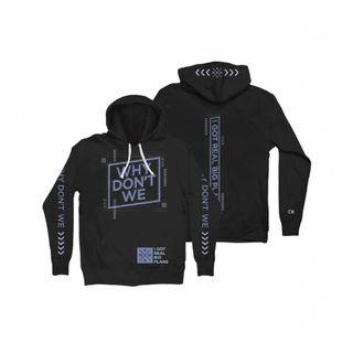 [po ended] why dont we big plans hoodie