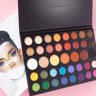 [ READY STOCK ] AUTHENTIC The Morphe X James Charles Artistry Eyeshadow Palettes
