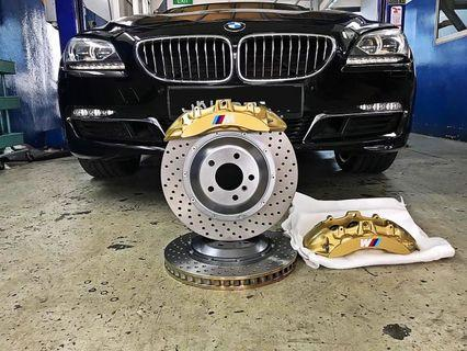 CTSV OE Calipers by Brembo