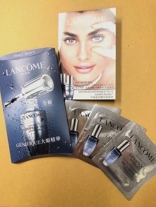 Lancôme 全新Genifique 大眼精華 旅行3件套裝,100%專櫃正貨