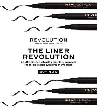 [ READY STOCK ] AUTHENTIC The Liner Revolution by Makeup Revolution