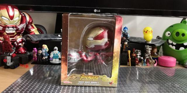全新 Ironman cosbaby (Flight thruster version)圓貼未開