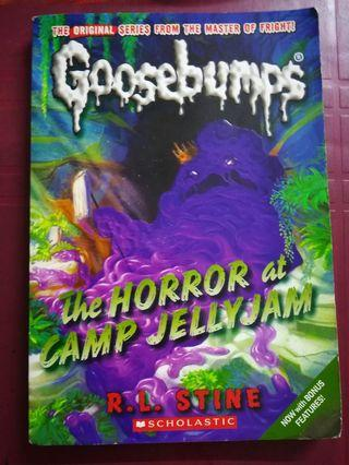 Goosebumps - The Horror at Camp Jellyjam