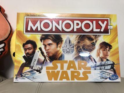 <new> StarWars MONOPOLY