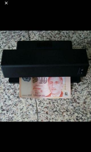 🚚 UV Money Detector Machine