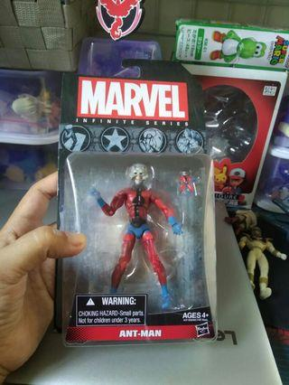 Action figure ant man