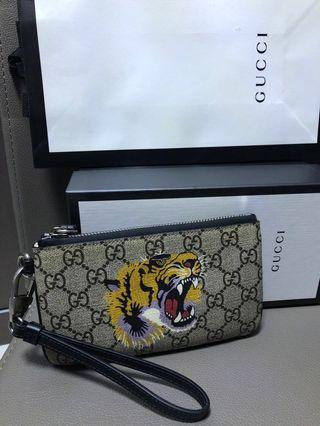 BN Authentic Gucci pouch
