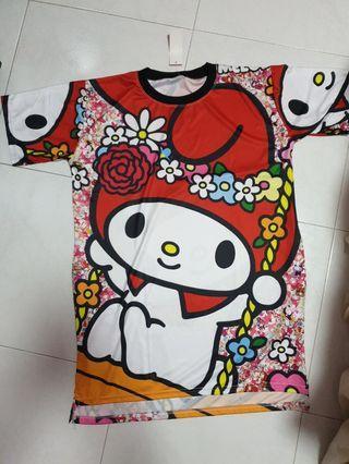 My Melody Dryfit Dress