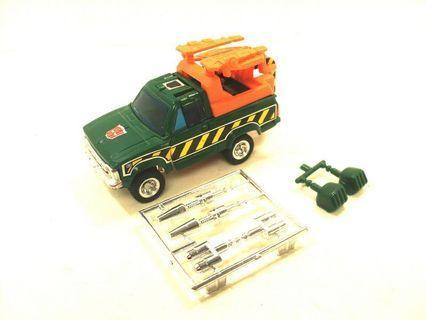 Transformers G1 1985 Hoist