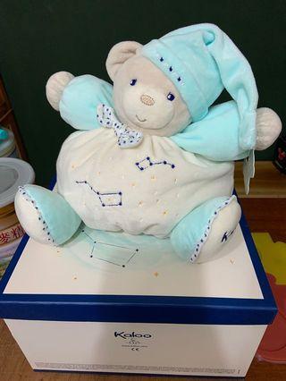 🚚 Kaloo 寶寶 安撫玩偶 熊熊